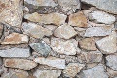 背景的石头 图库摄影