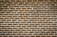 背景的砖墙纹理 库存图片
