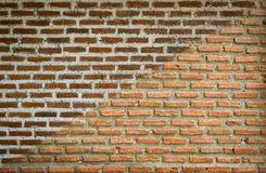 背景的砖墙纹理 免版税图库摄影