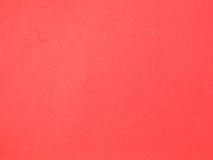 背景的红色纸纹理 图库摄影