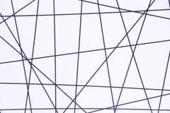 背景的线设计 免版税库存图片