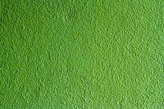 背景的绿色水泥地板黑暗 免版税库存图片