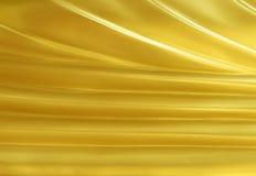 背景的金黄表面纹理 免版税库存照片
