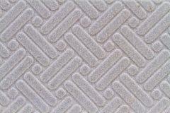 背景的水泥墙壁纹理长的方形的形状用途 免版税图库摄影