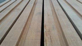 背景的细节棕色木头 免版税库存照片