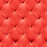 背景皮革自然红色纹理 免版税库存照片
