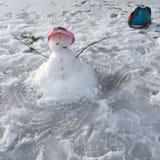 背景看板卡圣诞节人新的s雪年 免版税图库摄影