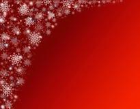 背景看板卡圣诞节问候节假日雪冬天 免版税库存照片