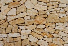 背景石墙 图库摄影