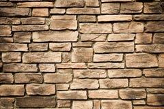 背景石墙 库存图片