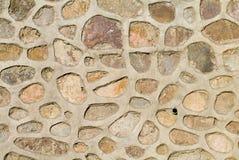 背景石墙 库存照片
