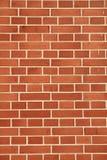 背景砖模式红色墙壁 库存照片
