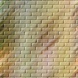 背景砖模式 免版税库存图片