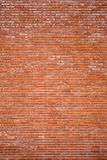 背景砖红色墙壁 库存照片