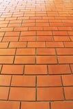 背景砖红色墙壁 免版税图库摄影