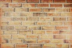 背景砖纹理墙壁 图库摄影