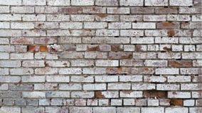 背景砖老墙壁 免版税库存图片