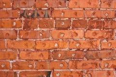 背景砖老模式墙壁 库存图片