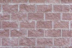 背景砖近景 免版税库存照片