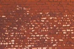 背景砖高老照片质量红色解决方法纹理墙壁 免版税库存照片