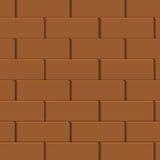 背景砖 向量例证