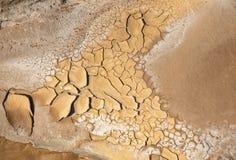 背景破裂的干燥陆运 免版税图库摄影