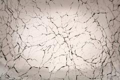 背景破裂的玻璃 免版税库存图片