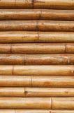 背景竹使用墙壁 免版税库存图片