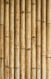背景竹使用墙壁 免版税图库摄影
