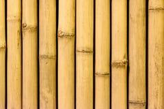 背景竹使用墙壁 库存图片