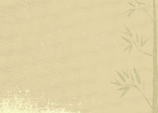 背景竹子grunge 免版税图库摄影