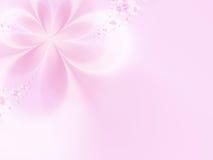 背景粉红色 库存例证
