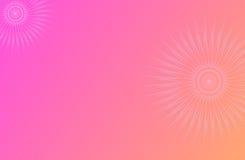 背景粉红色 免版税库存照片