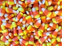 背景糖味玉米 免版税库存照片