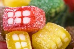 背景糖果可口糖甜点 图库摄影