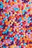 背景糖果多彩多姿的纹理 免版税库存照片
