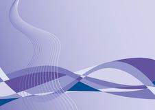 背景紫色向量 库存图片