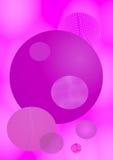 背景紫色 免版税库存图片