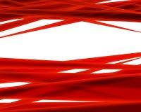 背景红色口气 库存图片