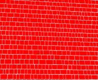 背景红色木瓦 免版税库存图片