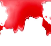 背景红色溢出 免版税图库摄影