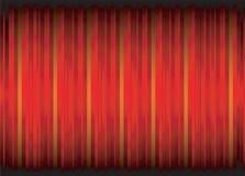 背景红色镶边了 向量例证