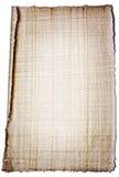 背景纸莎草实际的信笺纸 免版税库存图片
