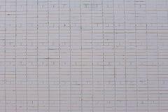 背景纹理,图片 被绘的砖 一小长方形 免版税库存图片