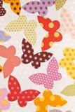 背景织品墙纸 图库摄影