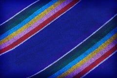 背景织品墨西哥 免版税库存照片