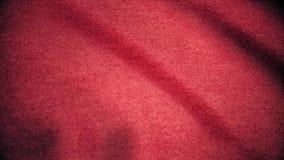 背景织品红色缎 无缝的使成环的动画 红色织品波浪动画背景无缝的圈 织品红色 皇族释放例证
