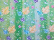 背景绿色叶茂盛 免版税图库摄影