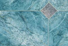 背景绿色大理石模式 库存照片