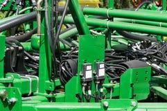 背景绿色技术 图库摄影